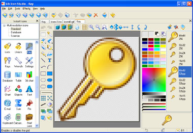 Sib Icon Studio full screenshot