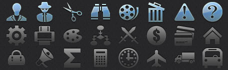 Tab Bar iOS Icons